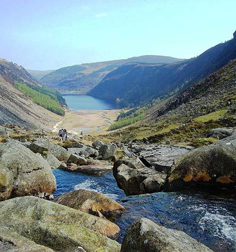 Celtic Spirituality   Spiritual Journey   Glendalough Hermitage
